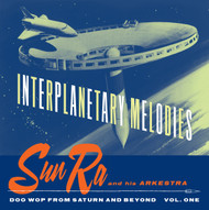 352 SUN RA - INTERPLANETARY MELODIES LP (352)
