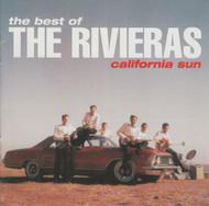 272 THE RIVIERAS - CALIFORNIA SUN: BEST OF THE RIVIERAS LP (272)