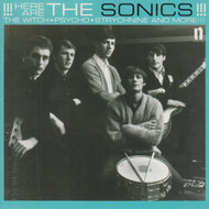 903 SONICS - HERE ARE THE SONICS LP (903)