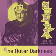 367 SUN RA - THE OUTER DARKNESS LP (367)