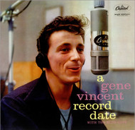 A GENE VINCENT RECORD DATE LP