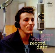 A GENE VINCENT RECORD DATE LP