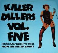 KILLER DILLERS VOL. 5