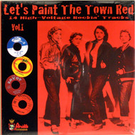 LET'S PAINT THE TOWN RED VOL. 1