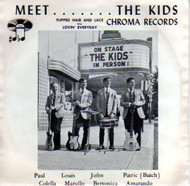 KIDS - FLIPPED HAIR AND LACE