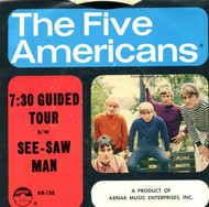 FIVE AMERICANS -7:30 GUIDED TOUR