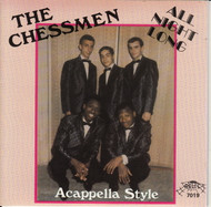 CHESSMEN - ALL NIGHT LONG (CD 7019)