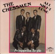 CHESSMEN - ALL NIGHT LONG (CD 7019)