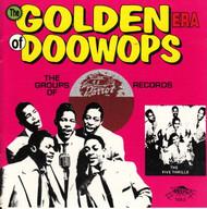 GOLDEN ERA OF DOO WOPS: PARROT RECORDS PT. 1 (CD 7053)