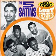 FIVE SATINS - LOST TREASURES (Relic CD 7056)