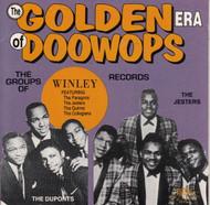GOLDEN ERA OF DOO WOPS: WINLEY RECORDS (CD 7070)
