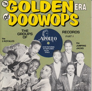 GOLDEN ERA OF DOO WOPS: APOLLO RECORDS PT. 1 (CD 7127)