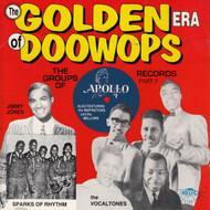 GOLDEN ERA OF DOO WOPS: APOLLO RECORDS PT. 3 (CD 7133)