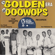 GOLDEN ERA OF DOO WOPS: ATLAS RECORDS (CD 7117)
