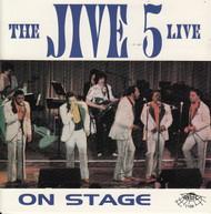 JIVE FIVE - LIVE (CD 7109)