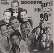 GOODBYE 40s/HELLO 50s VOL. 2 (CD 7131)