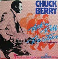CHUCK BERRY - ROCKIN' ROLL RARITIES