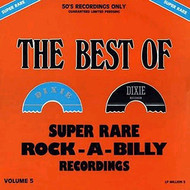BEST OF DIXIE VOL. 5 - LP