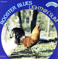 LIGHTNIN' SLIM - ROOSTER BLUES (LP)