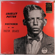 CHARLIE PATTON - FOUNDER OF THE DELTA BLUES
