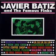 JAVIER BATIZ AND THE FABULOUS FINKS (ten inch)
