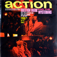 QUESTION MARK AND THE MYSTERIANS - ACTION (CAMPARK) LP