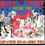 BACK FROM THE GRAVE PT. 2 (CD)