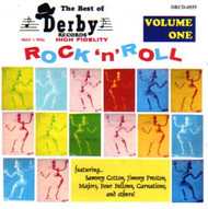BEST OF DERBY RECORDS VOL. 1 (CD)