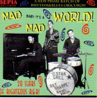 BABY, IT'S A MAD, MAD WORLD VOL. 1 (CD)