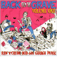 BACK FROM THE GRAVE PT. 1 (CD)