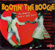 BOOTIN' THE BOOGIE: BIRTH OF ROCK N' ROLL VOL. 2  (CD)