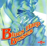 BLUES HARP BOSSES  (CD)