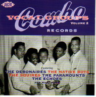COMBO VOCAL GROUPS VOL. 2 (CD)