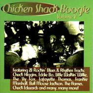 CHICKEN SHACK BOOGIE VOL. 5 (CD)