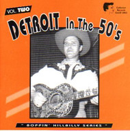 DETROIT IN THE 1950'S VOL. 2 (CD)