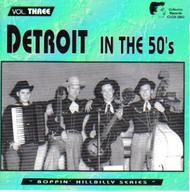 DETROIT IN THE 1950'S VOL. 3 (CD)