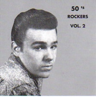 FIFTIES ROCKERS VOL. 2 (CD)