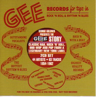 GEE STORY  (CD)