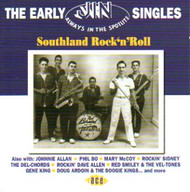 EARLY JIN SINGLES: SOUTHLAND ROCK N' ROLL (CD)