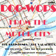 DOO WOPS FROM THE MOTOR CITY (CD)