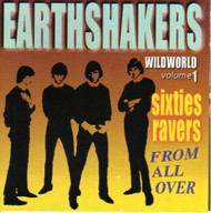 EARTHSHAKERS (CD)
