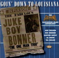 GOIN' DOWN TO LOUISIANA (CD)