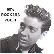 FIFTIES ROCKERS VOL. 1 (CD)