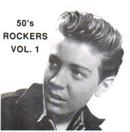 FIFTIES ROCKERS VOL. 1 (CD)