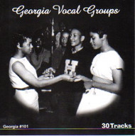 GEORGIA VOCAL GROUPS (CD)