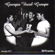 GEORGIA VOCAL GROUPS (CD)