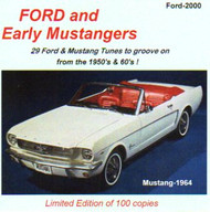 FORD AND EARLY MUSTANGERS (CD)