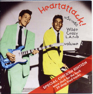 HEARTATTACK! 1954-1965: WILD AND CRAZY L.A. R&B (CD)