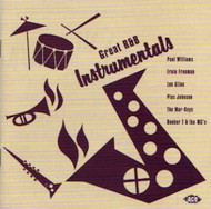 GREAT R&B INSTRUMENTALS (CD)