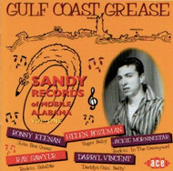 GULF COAST GREASE (CD)
